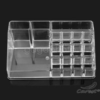 Best service Cosmetics Make Up Storage Jewelry Case Holder Box