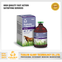 Butafosfan Vitamin B12 Injection Growing Weight For Animals