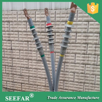 Silicone Rubber Termination Kits for 33kV XLPE Power Cable