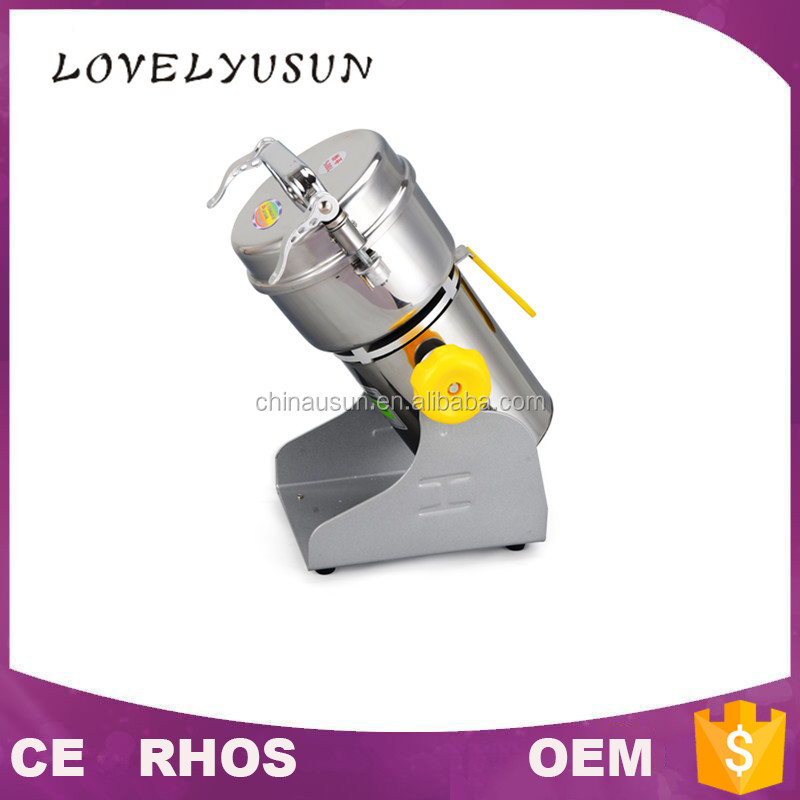 Good Quality Chinese herbal medicine crushing/grinding/pulverizing machine
