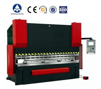 hydraulic Press Brake for bending carbon steel stainless steel mild steel
