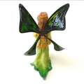 custom polyresin figure manufacturer/customized fairy resin figurine for ornament