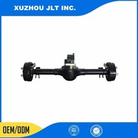 China Electric Vehicle Differential Axle Electric