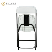 High Quality low price hotsales unique folding modern plastic chair