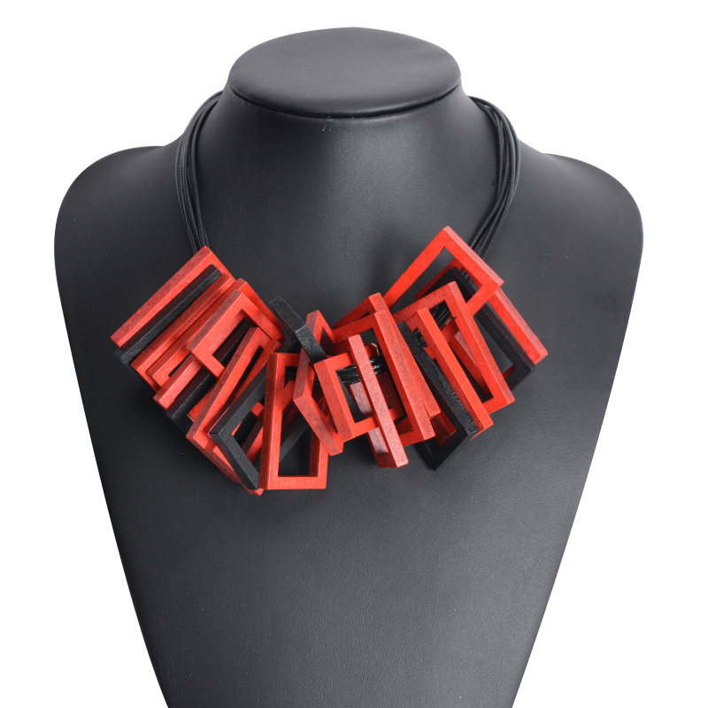 Personality necklace accessories female fashion geometry necklace all-match jewelry accessories