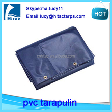 1000D heavy duty different sizes pvc truck tarpaulins custom made to order