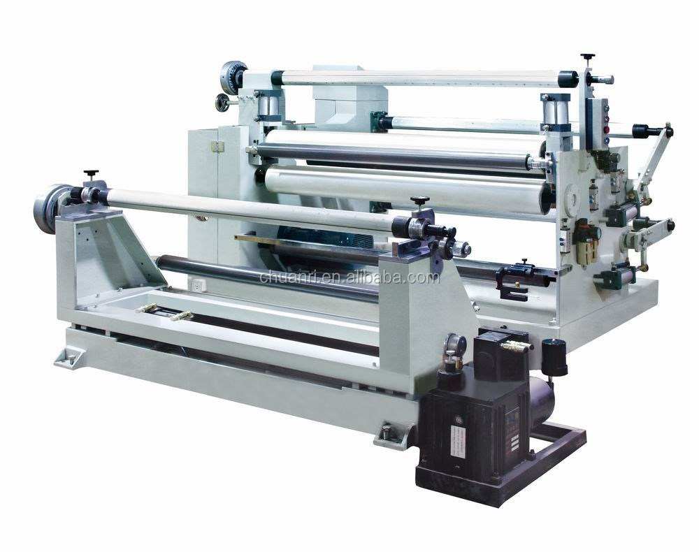 Roll PVC Belt Cutting Machine With Auto Loading, Blower, Trimming System