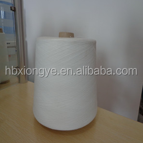 Nylon Yarn Raw White using libolon chip