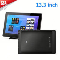 Brand New 13.3 inch quad core ARM Android5.1 tablet pc with projector function 13.3 inch tablet android