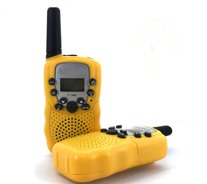 kids high frequency walkie talkie car radio walkie talkie baby toy walkie talkie