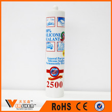 Professional bulk silicone sealant, silicone sealant tube, glue for marble granite and stone