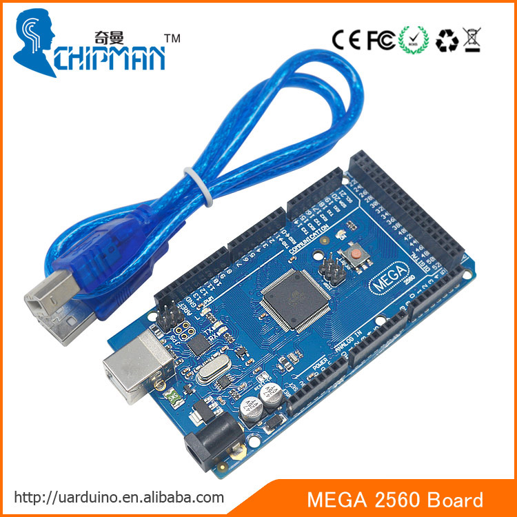 Hot sale mega 2560 For Arduino mega 2560 R3 board for DIY