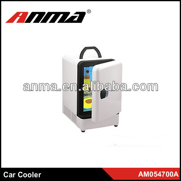 5L car mini cooler warmer auto fridge
