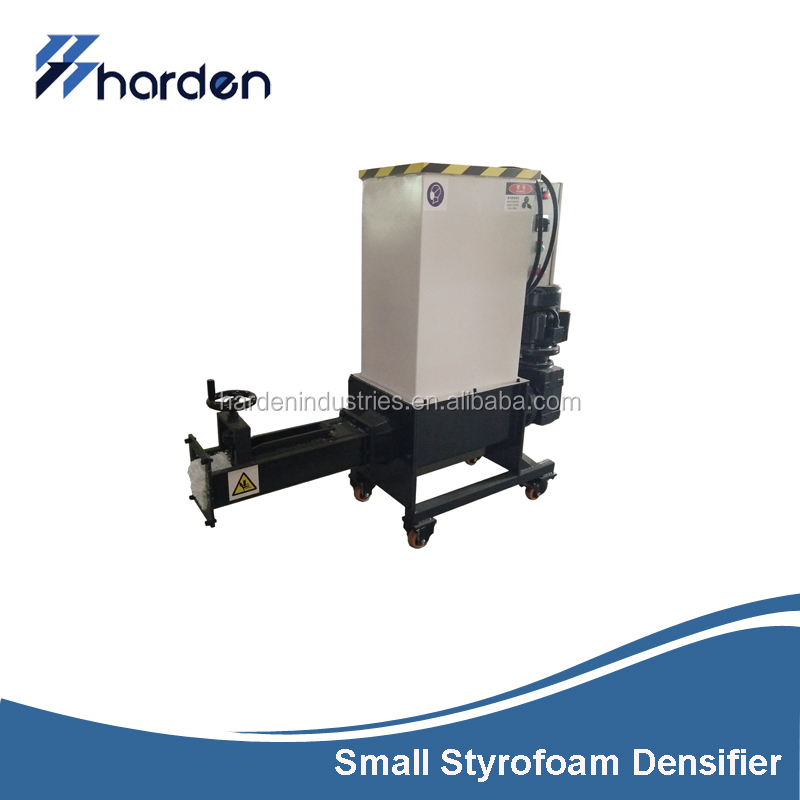 Small Styrofoam Densifier for Styrofoam Recycling