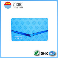 Low cost Passive programmable ID smart RFID card with printing