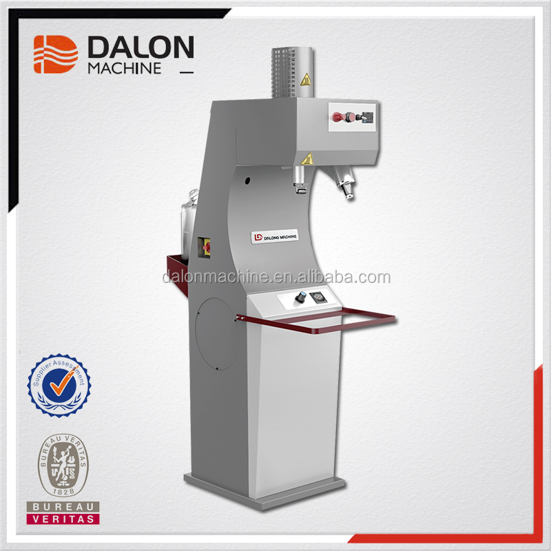 Dalong LD-270 Shoes vamp thermoing ironing pounding machine shoe making machinery