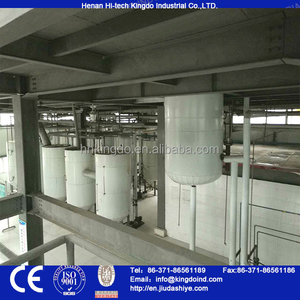 Cooking oil line edible oil project China supplier