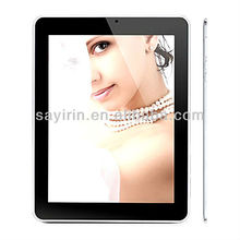 8inch 1024 * 768 replacement screens for tablet pc