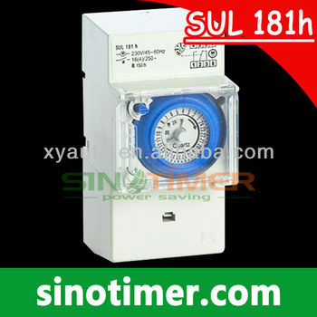 Mechanical Analogue time switch