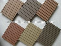 wood plastic composite/compound decking
