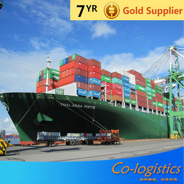 International freight agent service shipping from China to India