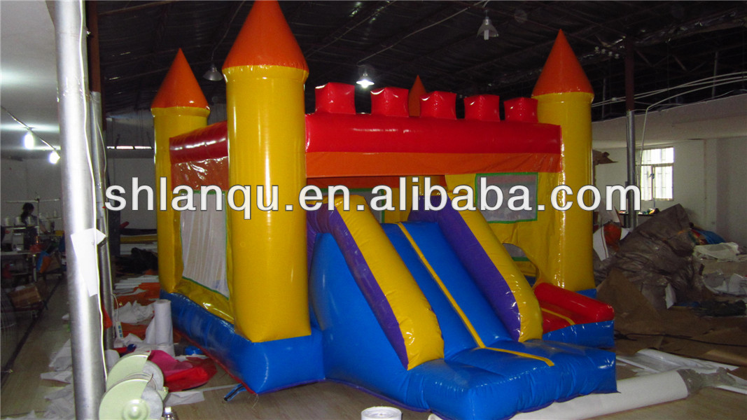 high quality Bouncy castle customized inflatable bounce house for kids