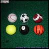 Golf Ball Sports Fan Guy Gift Pack Set of 3 Different Balls Basketball Football