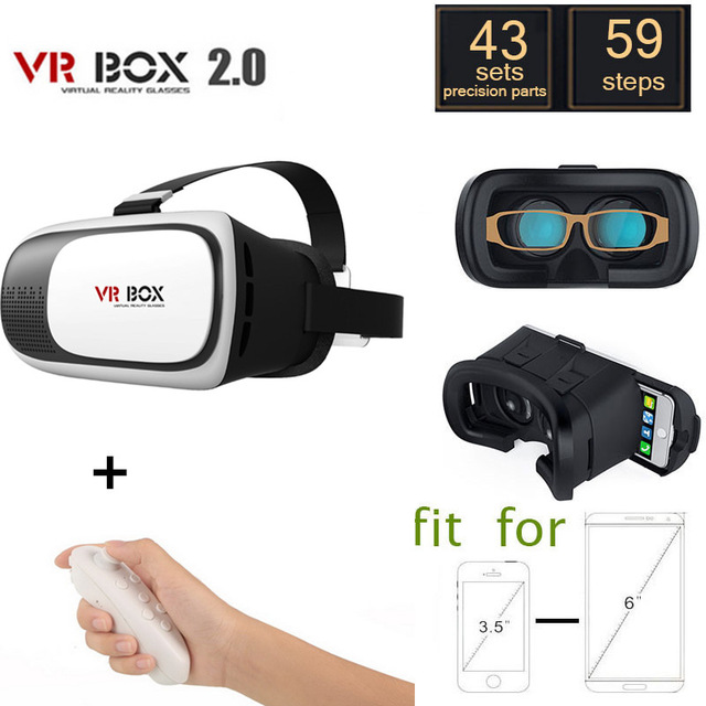 2016 Google 3D Vr Box 2.0 Vr Virtual + Smart Bluetooth Wireless Remote Control Gamepad For Sex Porn Video mp3 Free Download