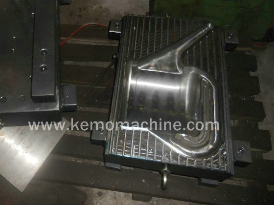 15L Plastic Kettle with handle Extrusion Blow Bottle Mould
