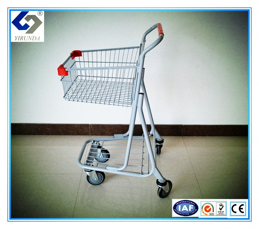22L Cheap small size shopping basket