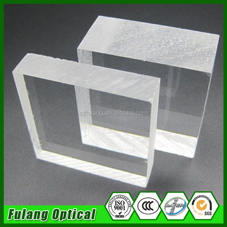 50mm thickness clear cast acrylic sheet with good price