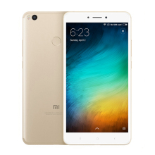 "Original Xiaomi Mi Max 2 Max2 4GB RAM 64GB Mobile Phone 6.44"" Snapdragon 625 Octa Core 12.0MP OTG Fingerprint ID 5300mAh Batter"