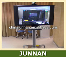 Mobile TV Stand for Conference Room