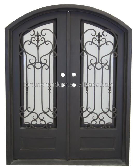 luxury wrought iron security <strong>door</strong>