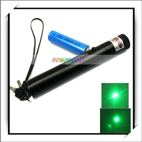 Best Seller High Power 200mW Green Laser Pointer