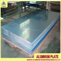 5083 hot cast aluminum plate for hot pressure use