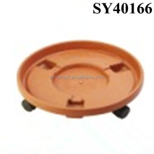 Cheap terracotta round plastic flower pot liners