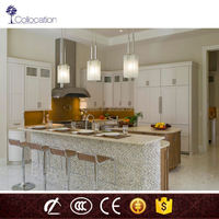 wholesale pvc white metal kitchen sink base cabinet