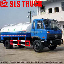6000l dongfeng off-road water truck