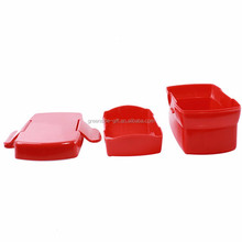 Greenside Hot selling pp plastic lunch box for child