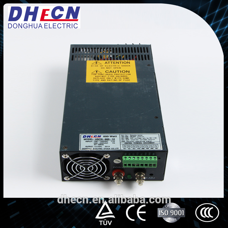 DHECN 2016 New 30w led driver 24v (HSCN-600-12)