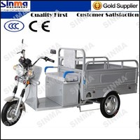 electric tricycle for cargo with wholesale factory direct price