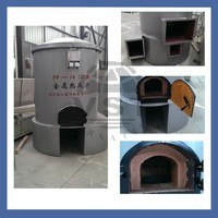 Metal coal fired hot air furnace FP-14
