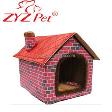 Fabric soft doghouse for puppy