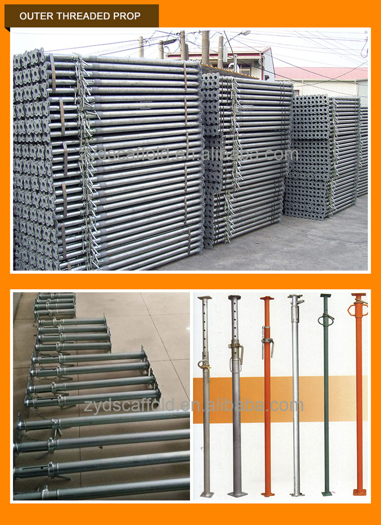 In Large Stock 3.5M Steel Shoring