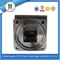 Custom stainless steel water meter pipe fitting according to drawing
