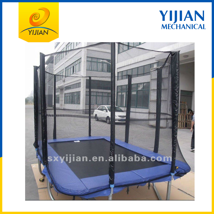 7ftx10ft Cheap Price Trampoline With Safety Enclosure Cheap Rectangle Trampoline