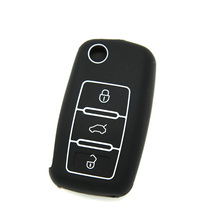 Blank key manufacturer car key shell cover for Volkswagen chip car keys