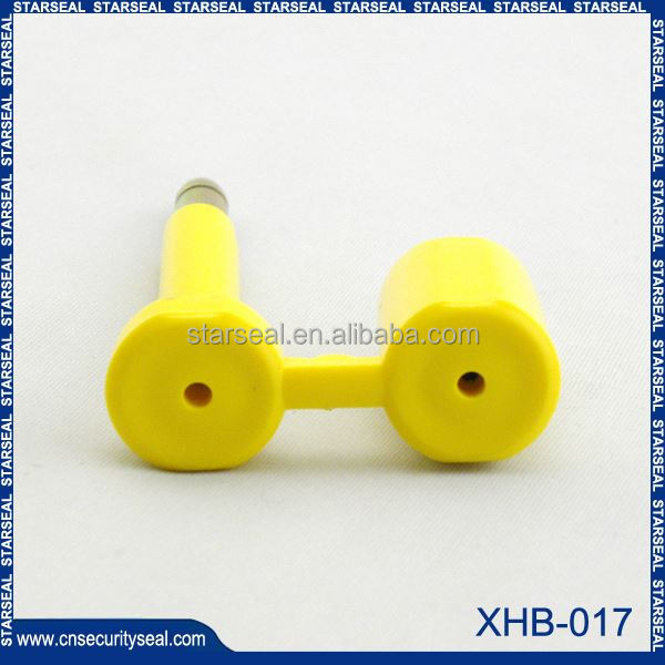 XHB-017 Security transport locks made in china cargo container seal