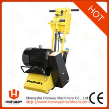HW Push model remove thermoplastic road marking machine